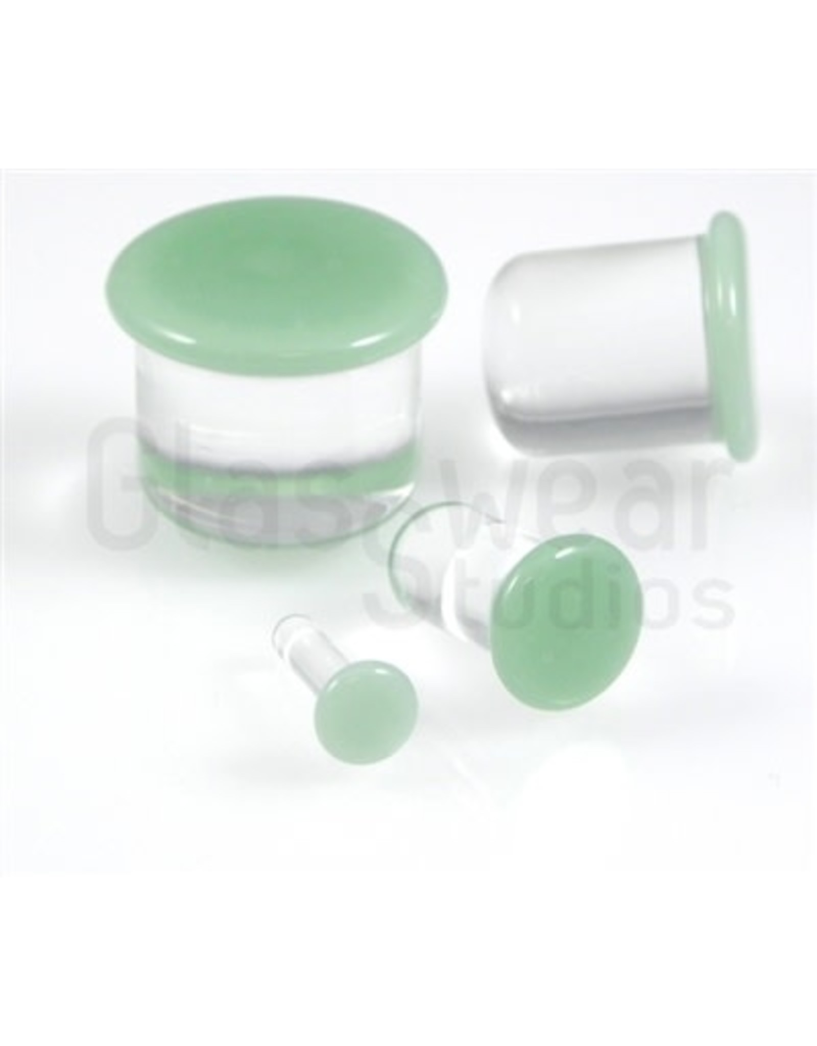 "9/16""-14mm SF Glass Plugs"
