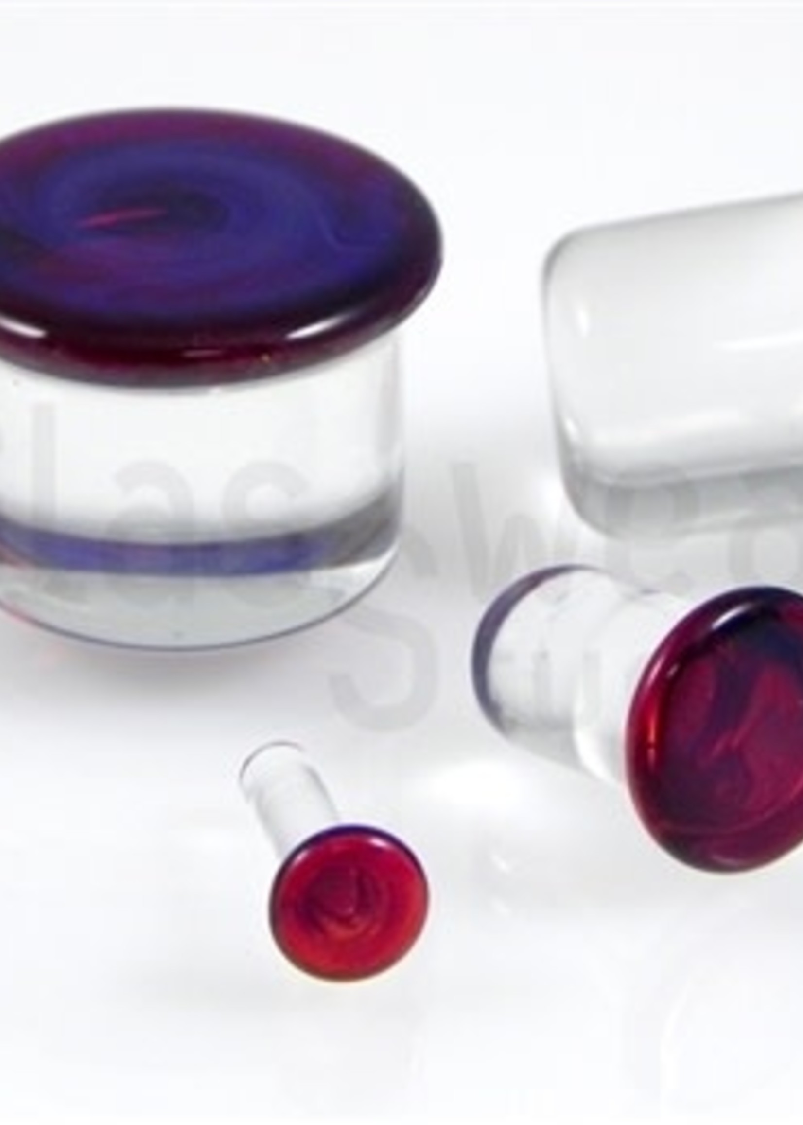 "9/16""-14mm SF Glass Plugs"