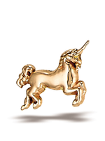 14k RG Unicorn (7.25x5.5mm) Threadless End