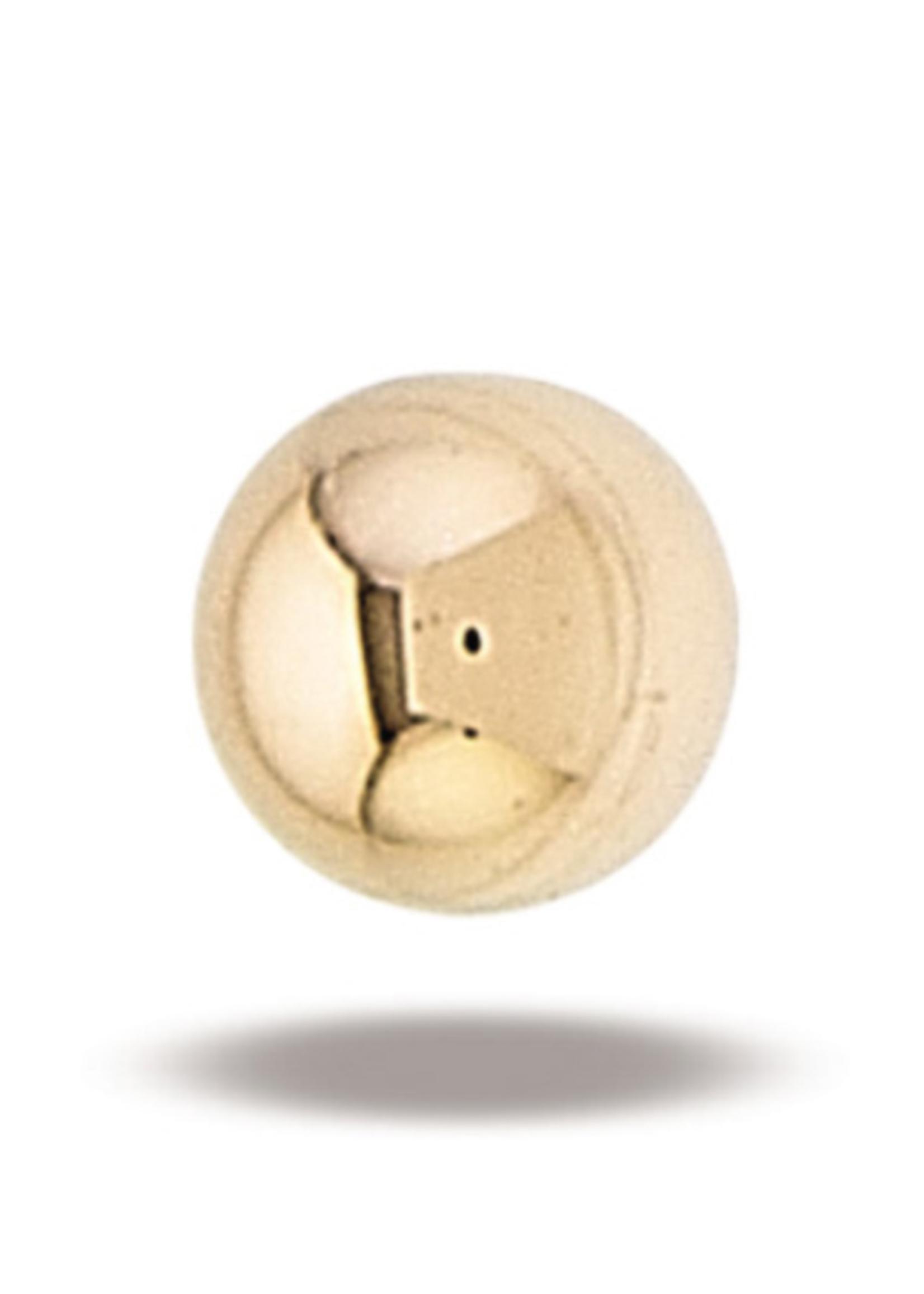 14k RG 2.5mm Ball End