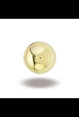 14k YG 1.5mm Ball End
