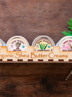 Lavender Organic Shea Butter Cream - Travel Size