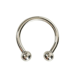 16g Titanium Internally Threaded Circular Barbell