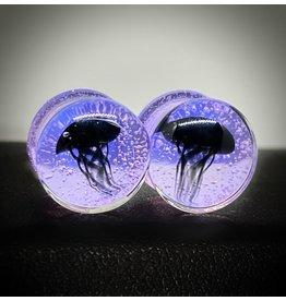 00g Glass Jellyfish Plugs