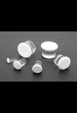 8.5mm Half Size SF Glass Plugs