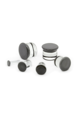 11/16-18mm SF Glass Plugs
