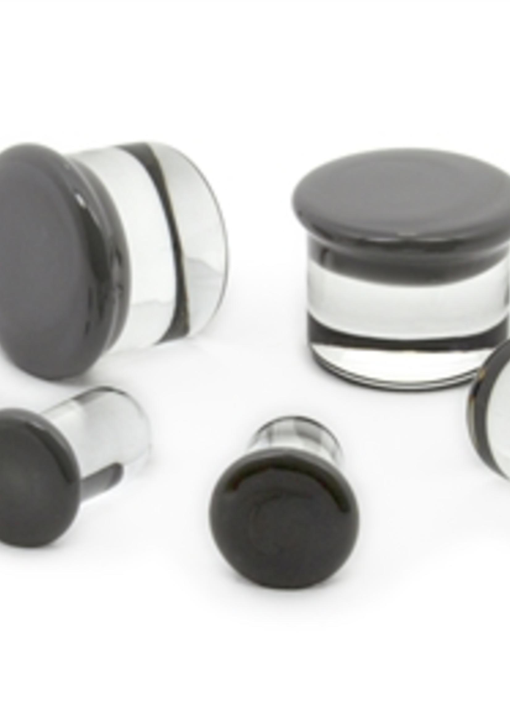 "7/8""- 22mm SF Glass Plugs"