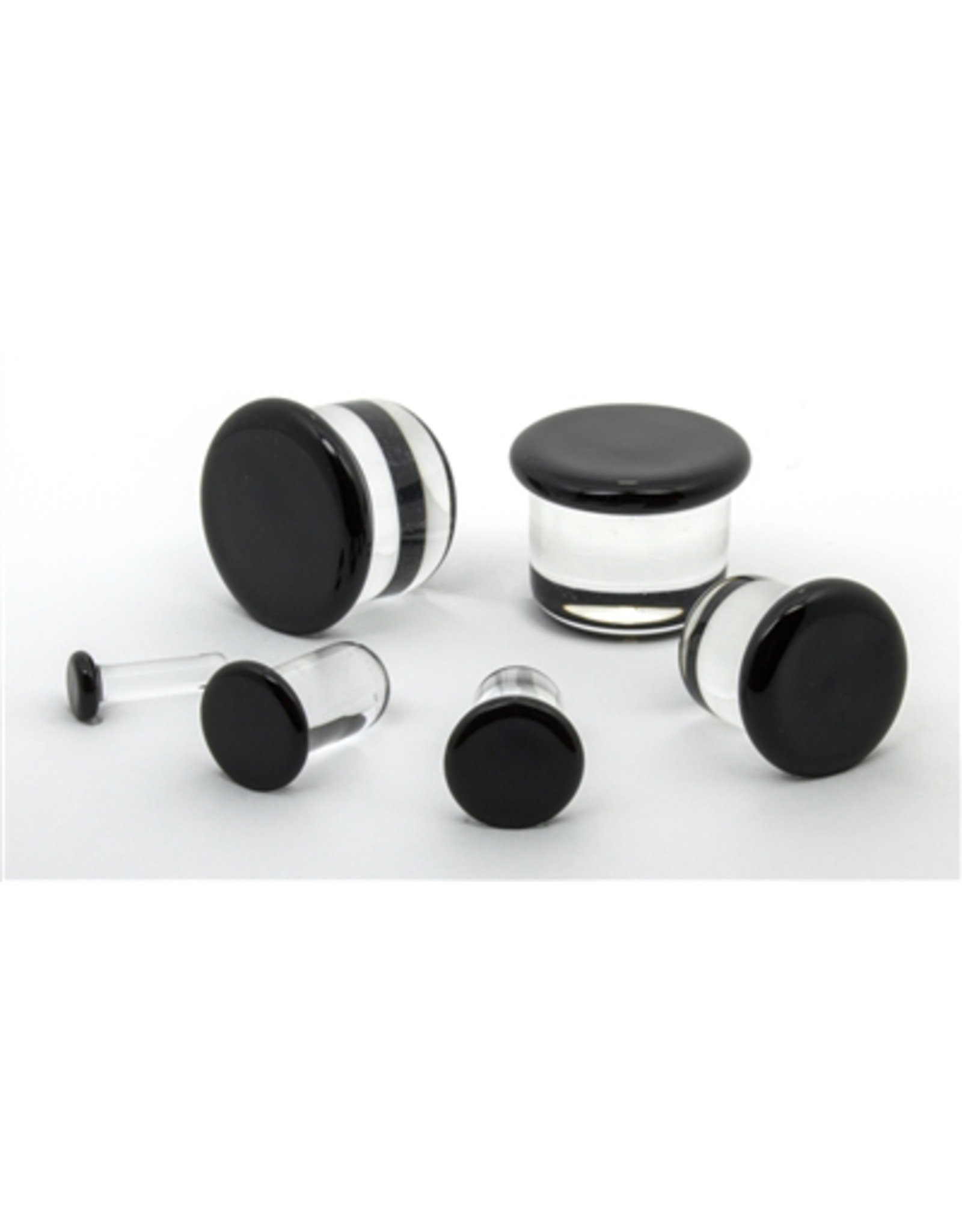 "13/16""-20mm SF Glass Plugs"