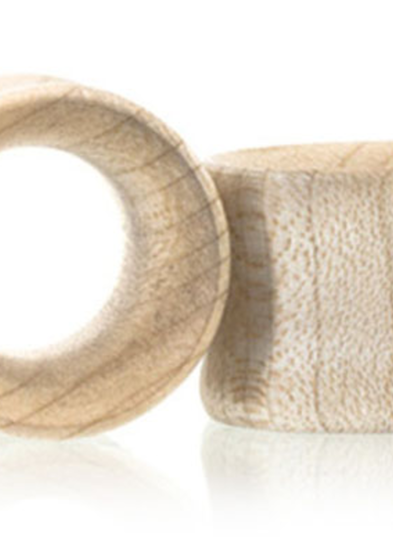 0g Omerica Concave Light Maple Wood Eyelets
