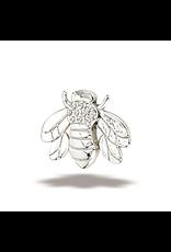 14k Bee Threadless End