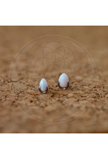 Ti 4mm 3-Prong Dragon Egg Threadless End