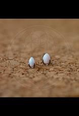 Ti 3mm 3-Prong Dragon Egg Threadless End