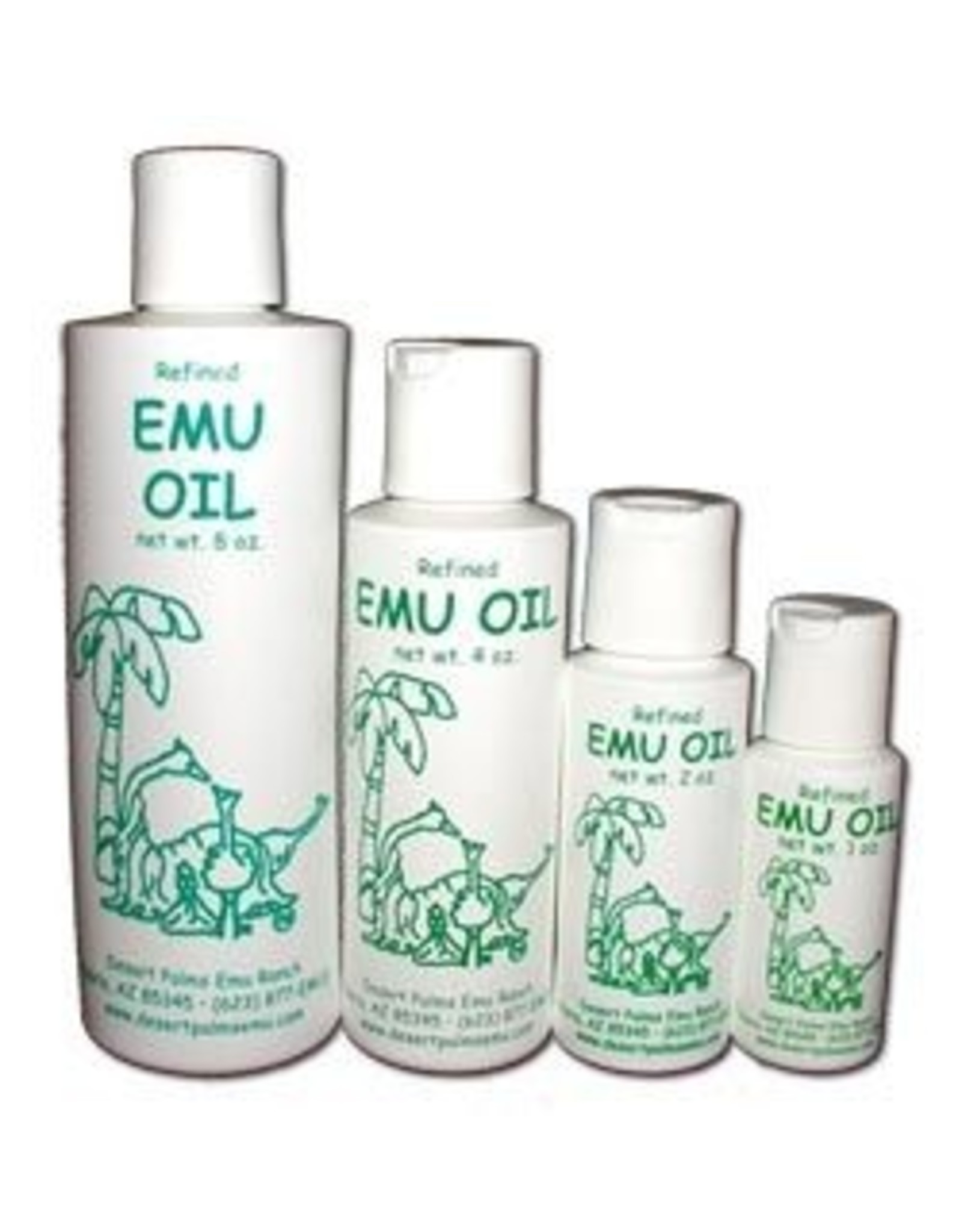 Copy of Emu Oil 6cc