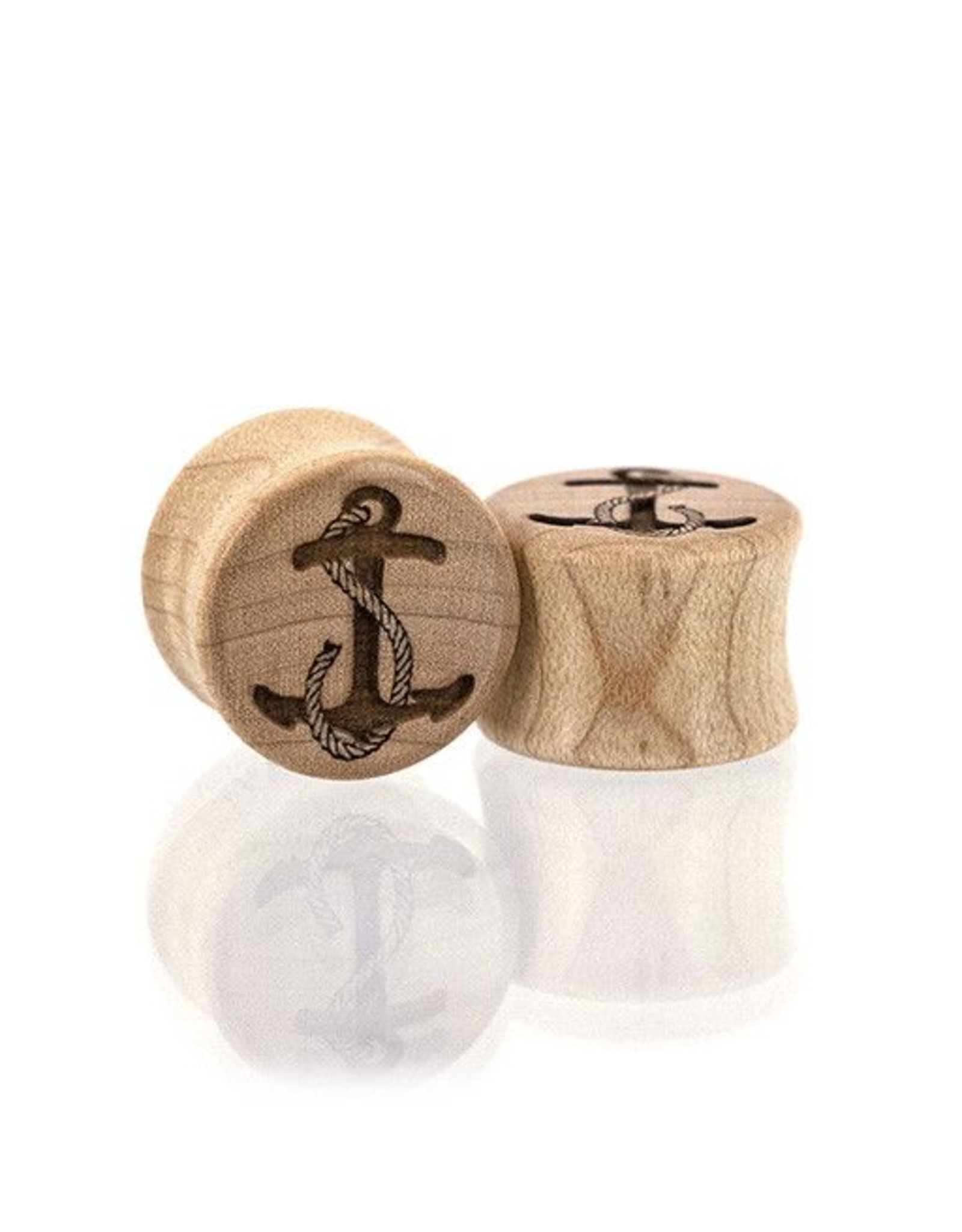 0g Anchor Plugs
