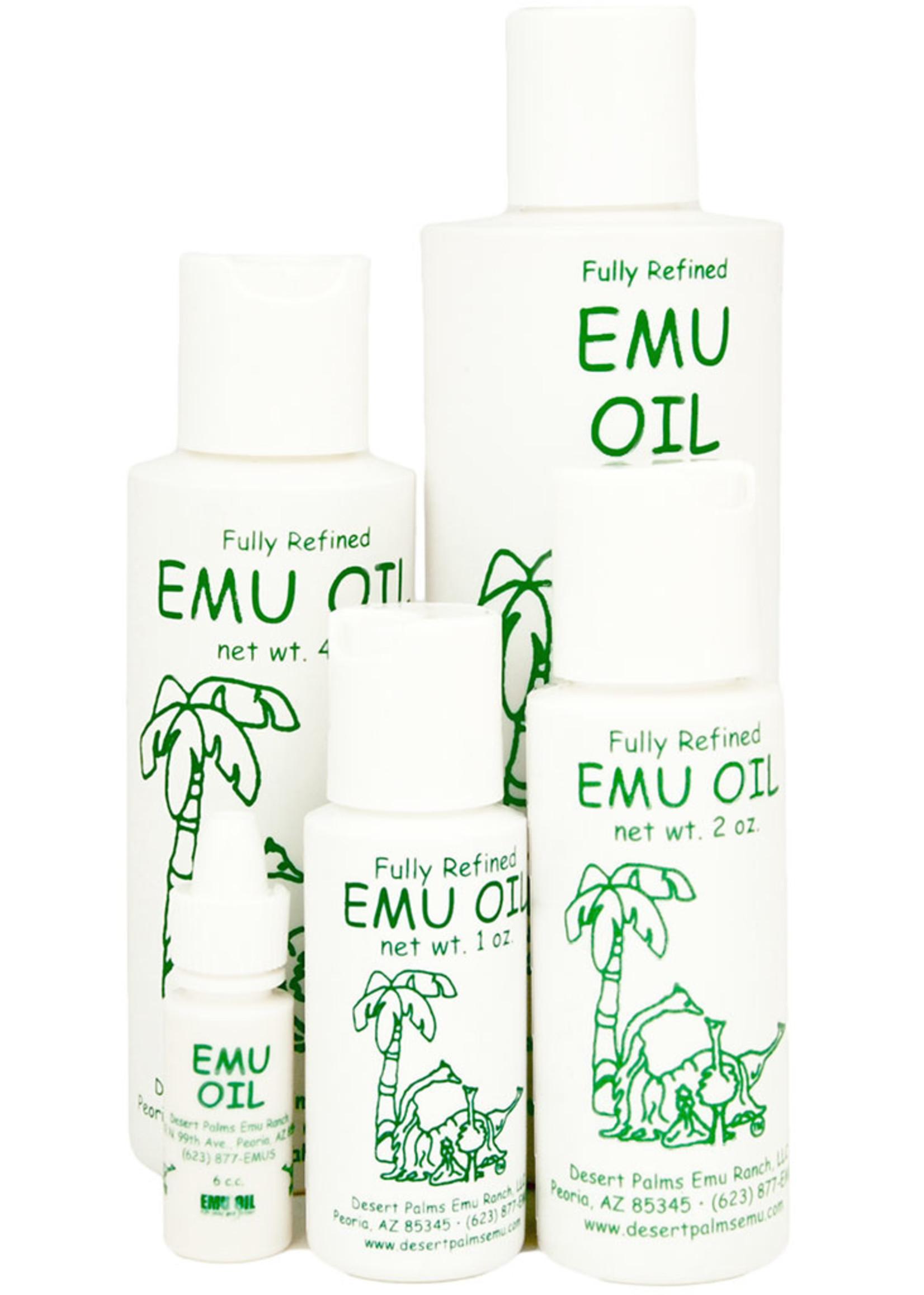 Emu Oil 2oz