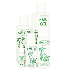 Emu Oil 2oz