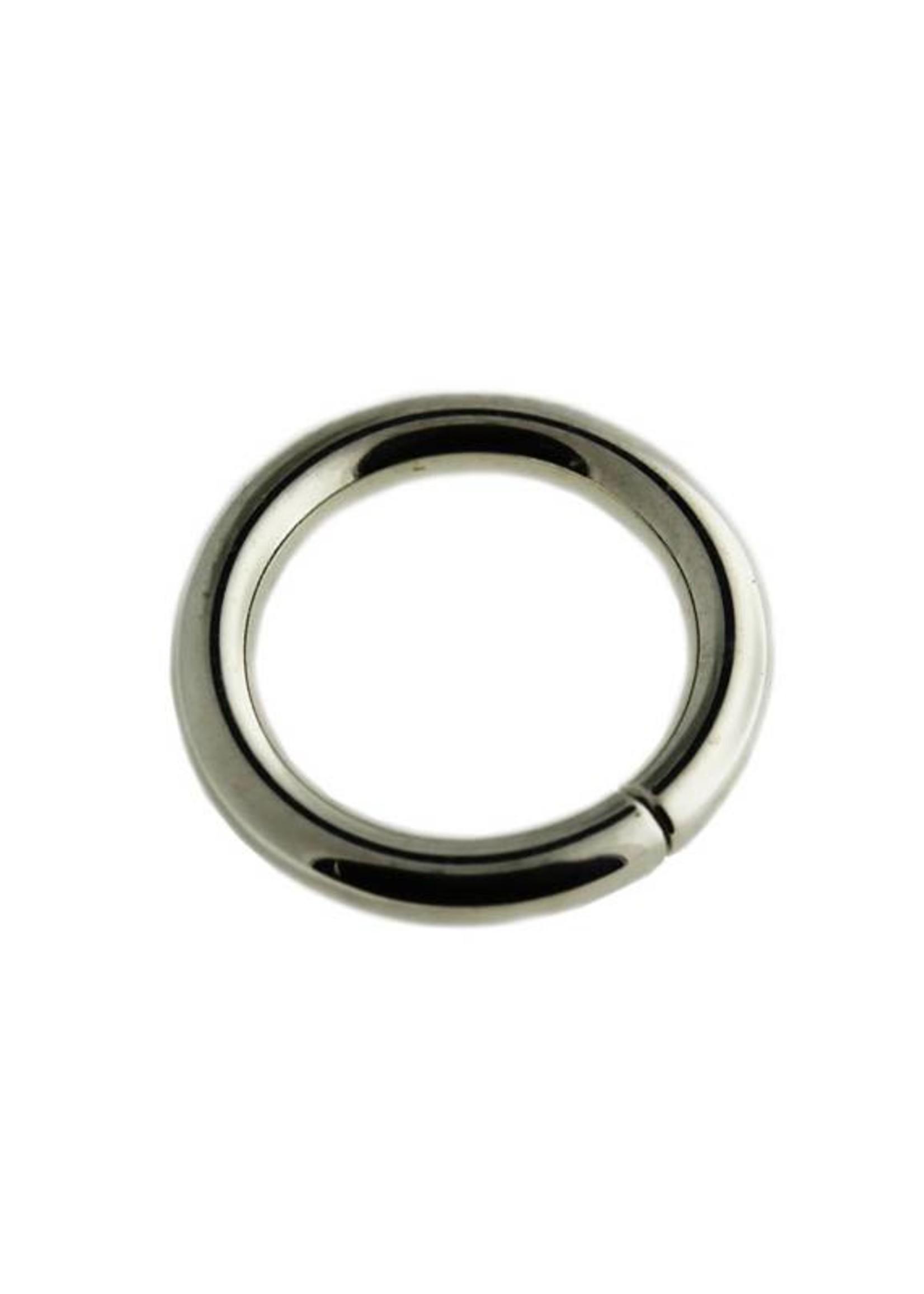 16g BLK Ni Seam Ring