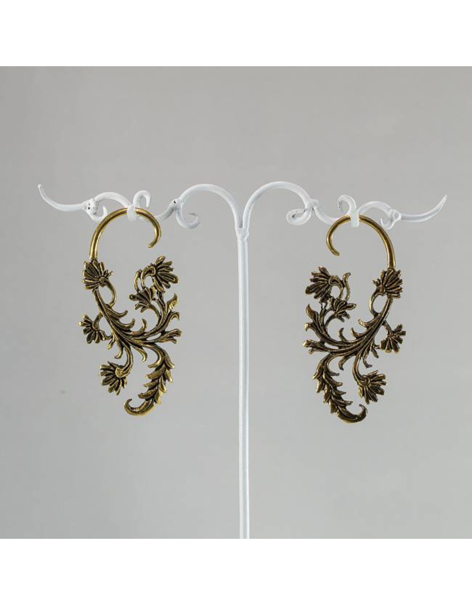 12g Gold Plated Floral Hangers