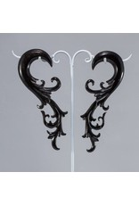 "1/2"" Horn Filagree Hangers"