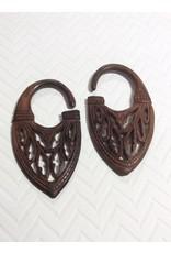 2g Ebony Gothic Hangers