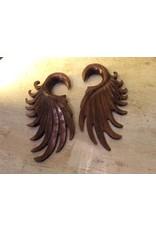 00g Ebony Wing Hangers