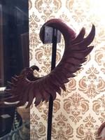 0g Ebony Wing Cuff Hangers