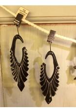 2g Horn Long Fan Hangers