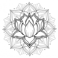 Lotus Body Adornment