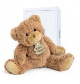 Histoire d'Ours Calin'Ours - Bear Brown 25cm