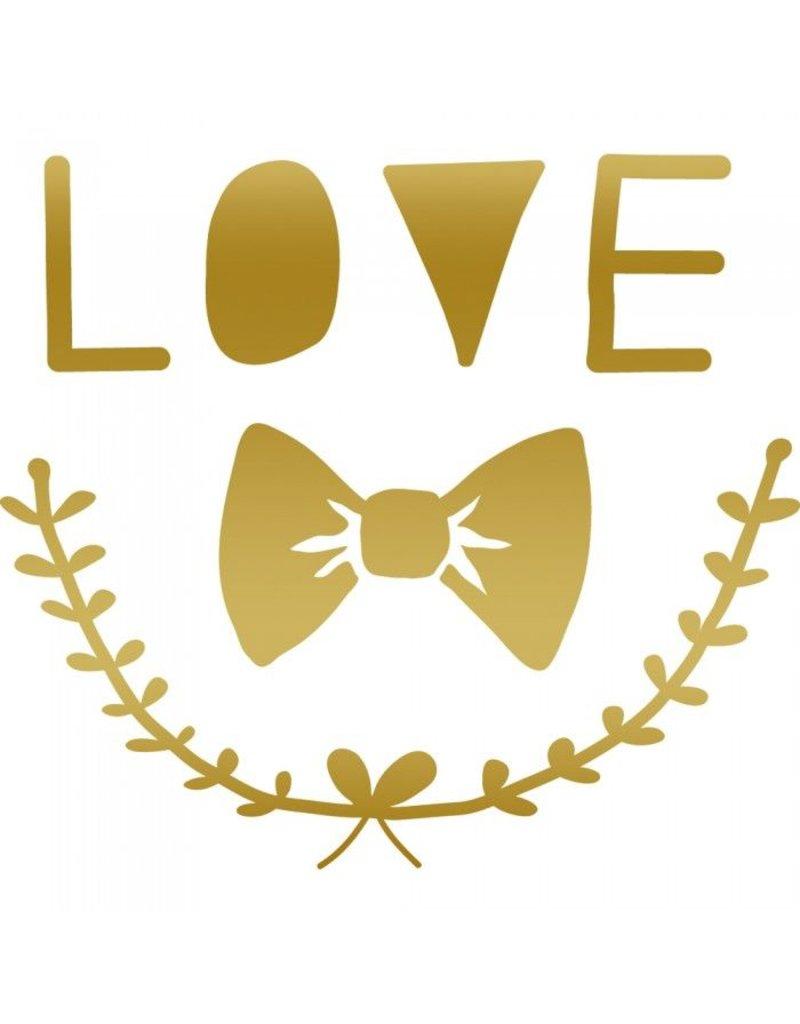 Mimi Lou Mimi Lou Mini Sticker Love