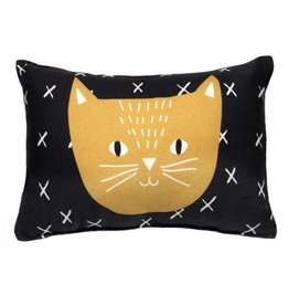 Mimi Lou Mimi Lou Mini Cushion Charlie Le Chat