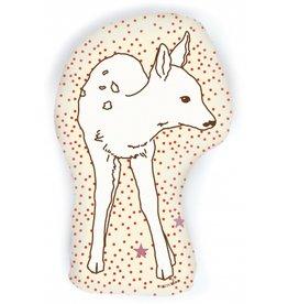 Mimi Lou Mimi Lou Deer stuffed pillow
