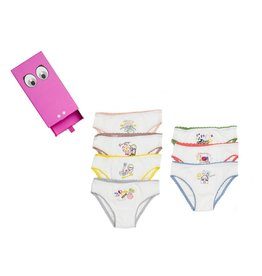 Stella McCartney Kids Stella McCartney Kids PEONIE 7 Day WEEK SET