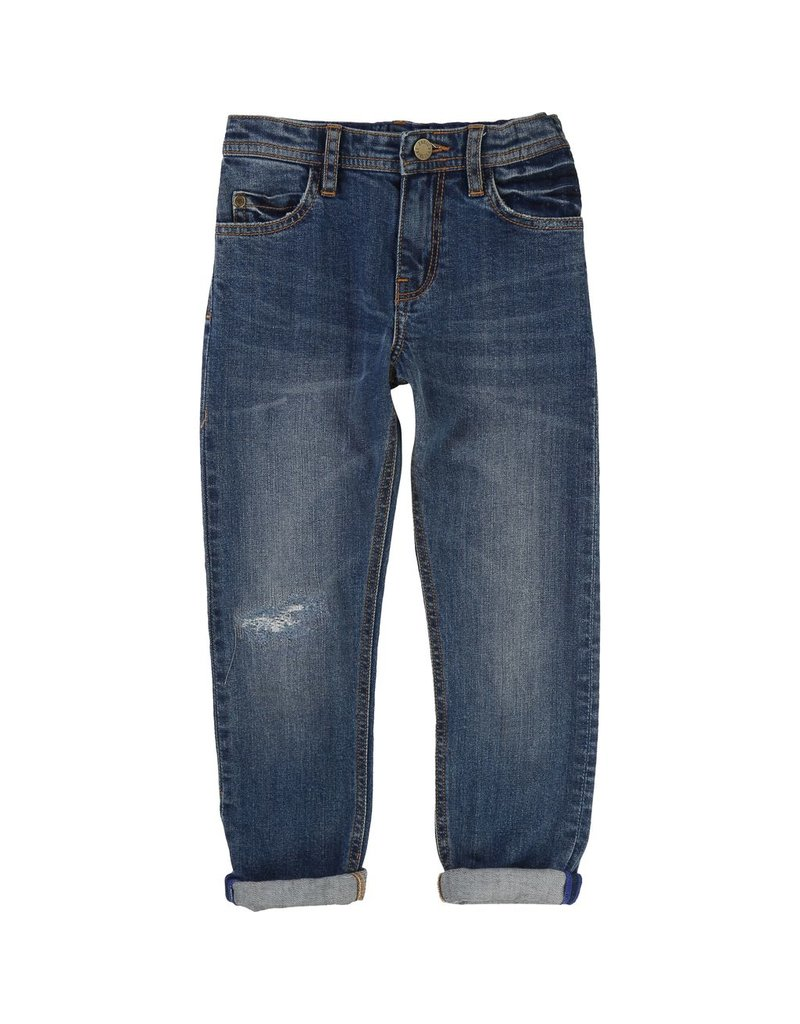 Zadig and Voltaire Zadig and Voltaire Cotton elastane 5 pockets denim pants