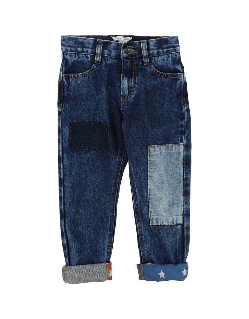 Little Marc Jacobs Little Marc Jacobs Denim Trousers