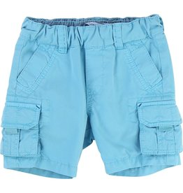 Little Marc Jacobs Little Marc Jacobs Gabardine Shorts