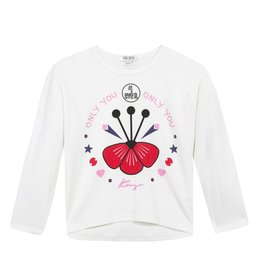 Kenzo Kenzo Only You Tee Shirt