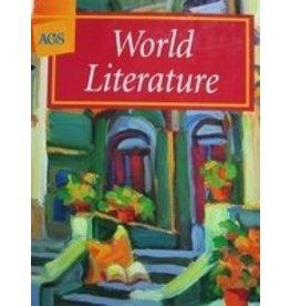 WORLD LITERATURE STUDENT WORKBOOK