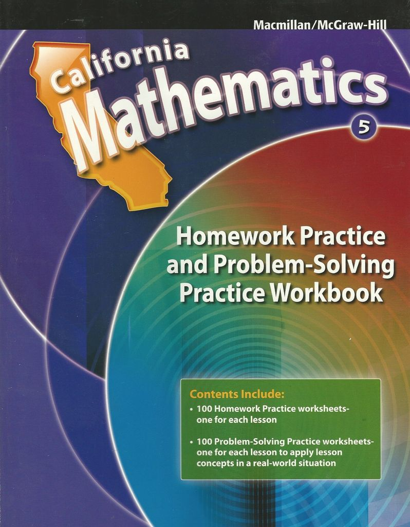 homework and practice workbook