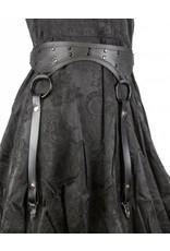 Leather Garter Belt