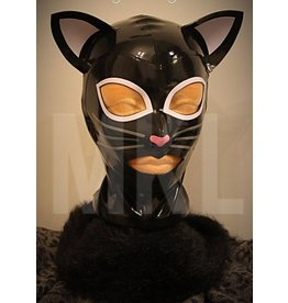 DP Latex Kitten Hood