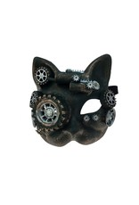Steampunk Kitten Mask Broken in Basement for Repairs, Temporarily changed inventory to ZERO until the mask is fixed