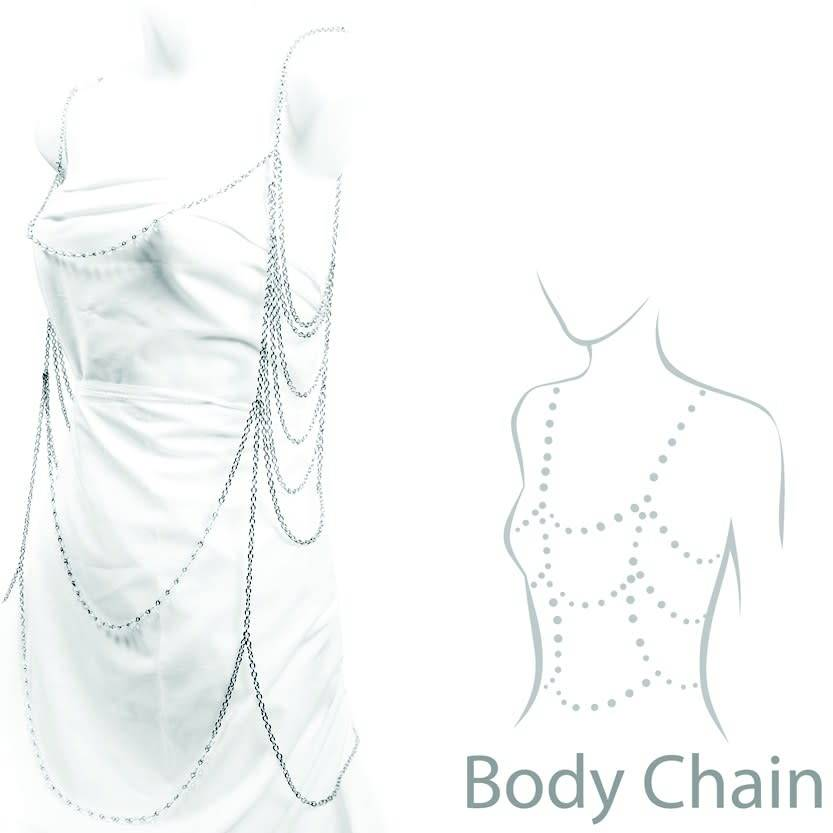 Multi Shoulder Body Chain