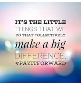 PASSIONAL PAY IT FORWARD