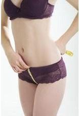 Access Denied Adjustable Femme Stainless Steel Chastity Belt