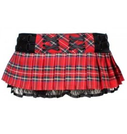 """7"""" Tartan Skirt"""