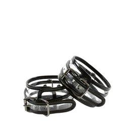 Bare Bondage Wrist Cuffs