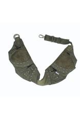Cotton Weekender Belt Bag
