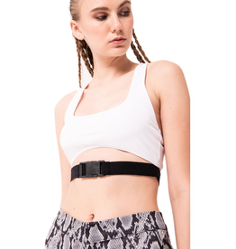 Crop Top w/ Buckles
