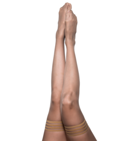Jenny Sheer Nude Thigh Highs